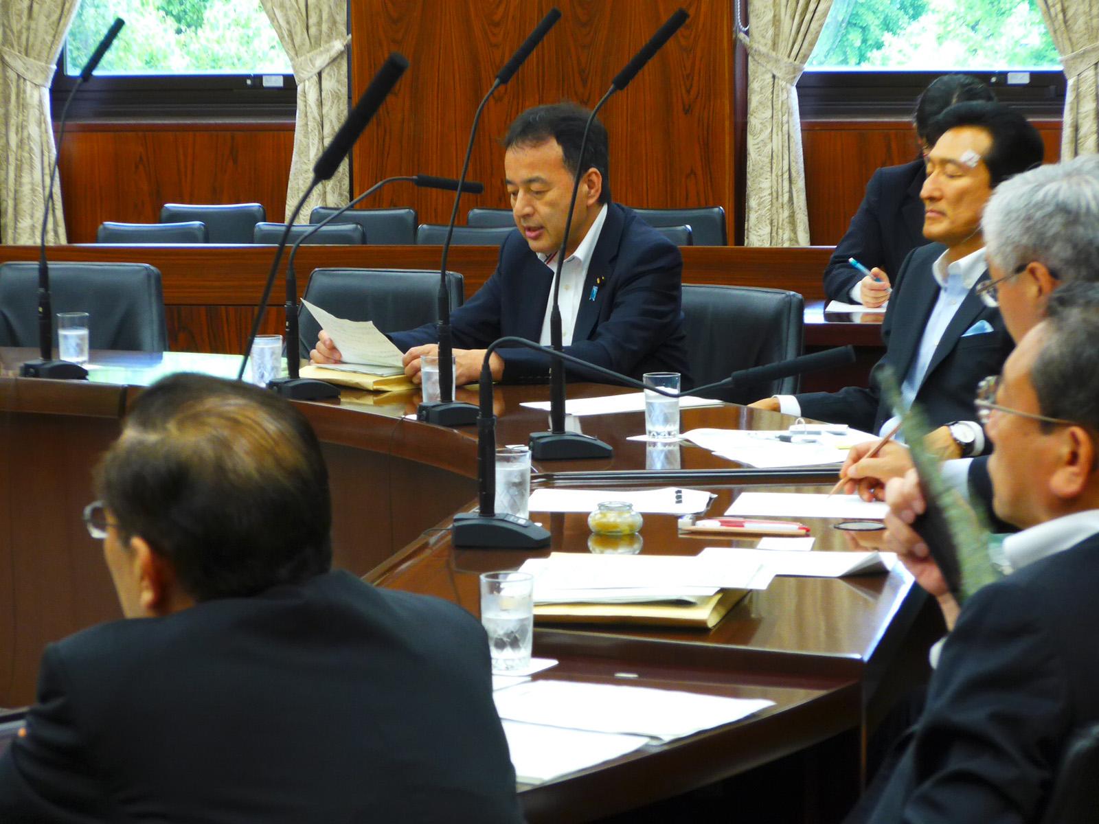 国の統治機構に関する調査会(まとめ)