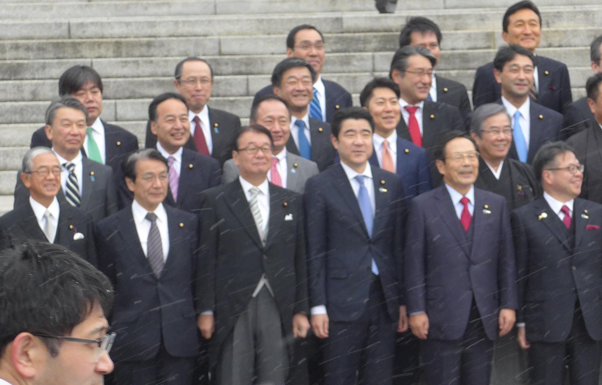 第193通常国会開会